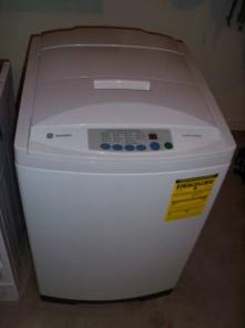 RV Washer/Dryer GE Spacemaker