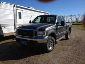 Ford F350 Truck Price Reduced